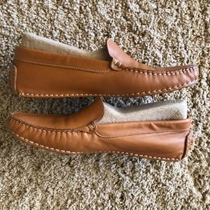 Ralph Lauren Driving Style Leather Loafer 6.5